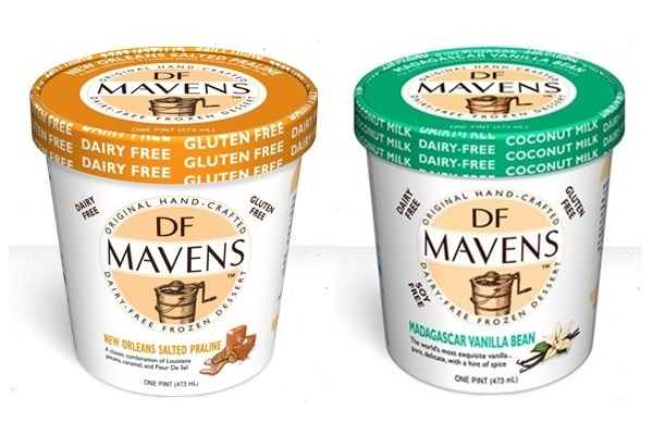 New Dairy-Free Products: DF Mavens Ice Cream