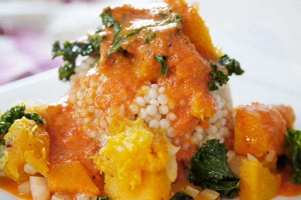 Vegan Recipes - Couscous