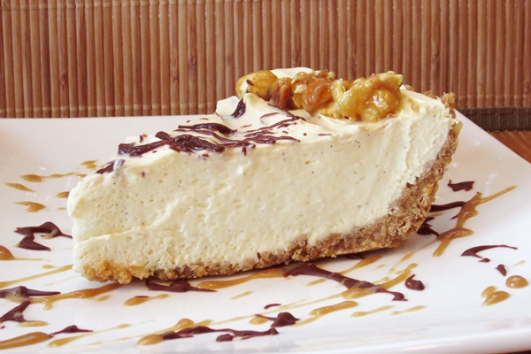 Take Me Out to the Ball Game Vegan Ice Cream Pie