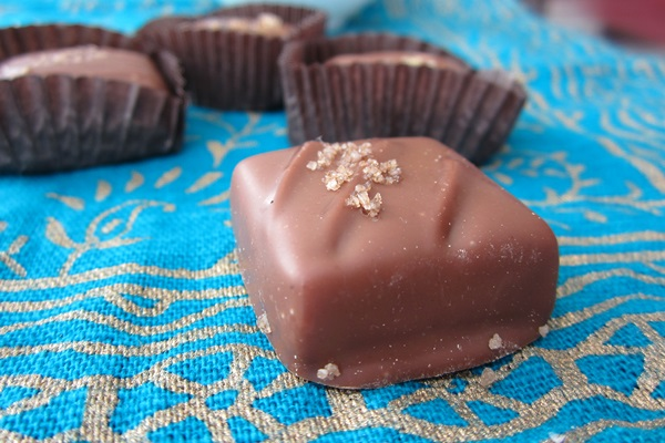 Sjaak's Salted Caramels