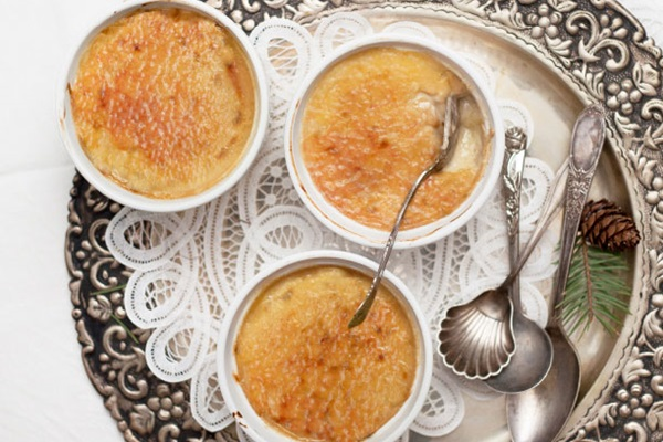 Vegan Creme Brulee Recipe