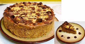 Vegan Chocolate Peanut Butter Swirl Mousse Pie Recipe (contest winner!)