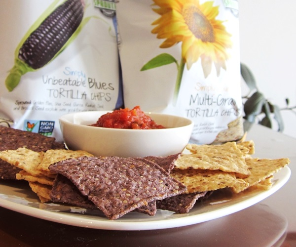 Low Sugar Snacks: Way Better Chips and Salsa