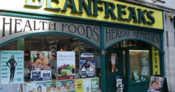 Beanfreaks stores in Cardiff, Wales are a big find for special diets (dairy-free, gluten-free, vegan and beyond)