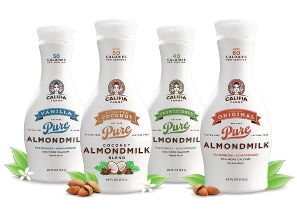 Califia Farms Almondmilk - Dairy Free Milk Alternative