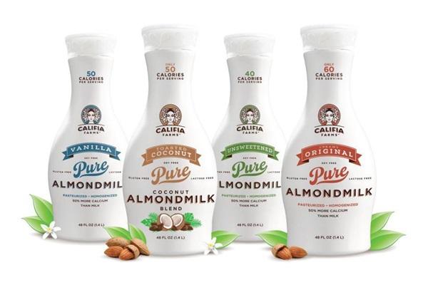Califia Farms Almondmilk - Dairy Free Milk Alternative