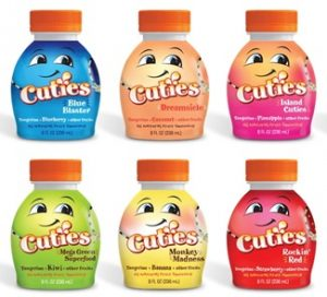 Cuties Juice Smoothies