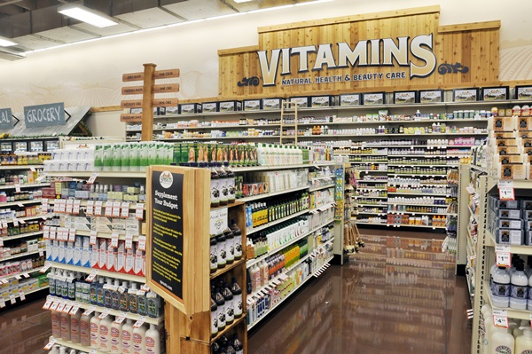 Grocery - Vitamins