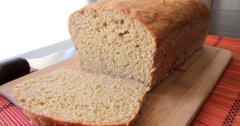 Homemade Honey Wheat Sandwich Bread - the recipe is so easy and fun, kids can make it! Dairy-free, optionally vegan & allergy-friendly.