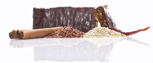 Keenwah Decadence Organic Energy Bars - Cayenne Cinnamon
