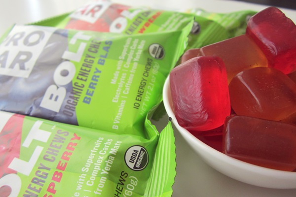 ProBar BOLT Organic Energy Chews - Vegan and Gluten-Free