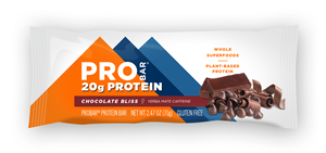 Probar Base Protein Bars Reviews and Info - Dairy-free, gluten-free, vegan, super high protein, hefty meal replacement. Several flavors.
