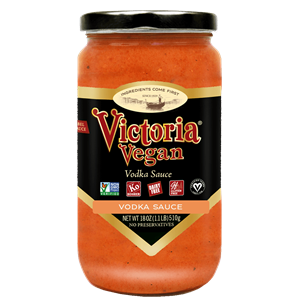 Victoria Vegan Sauces Review and Info - Alfredo, Vodka, Pesto, and more dairy-free pasta sauces. We have ingredients, nutrition, ratings, and more info!