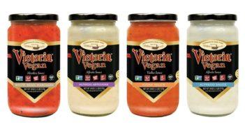 victoria vegan sauces