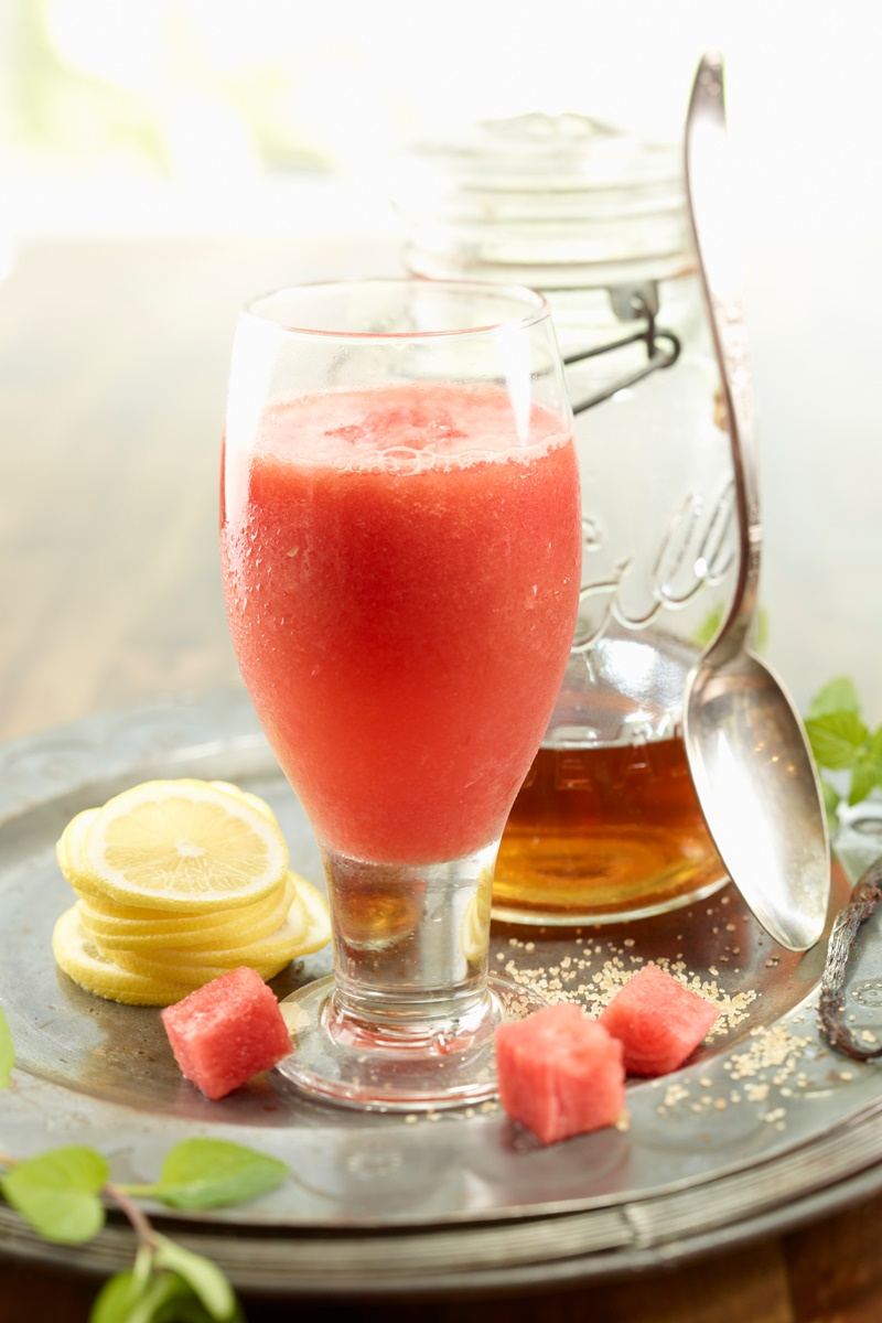 Watermelon Lemonade Recipe - easy, refreshing and delicious!