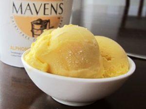 DF Mavens Dairy-Free Mango Ice Cream 325