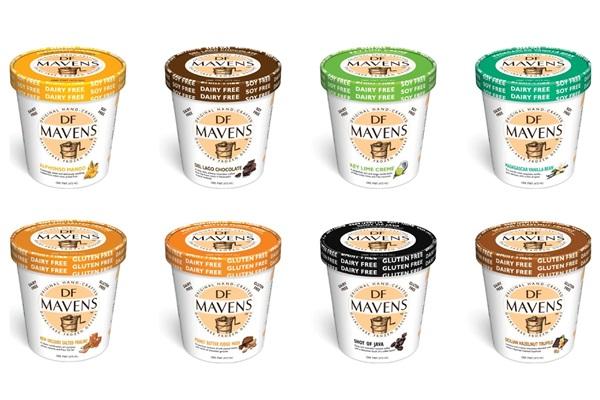 DF Mavens Dairy-Free Frozen Dessert