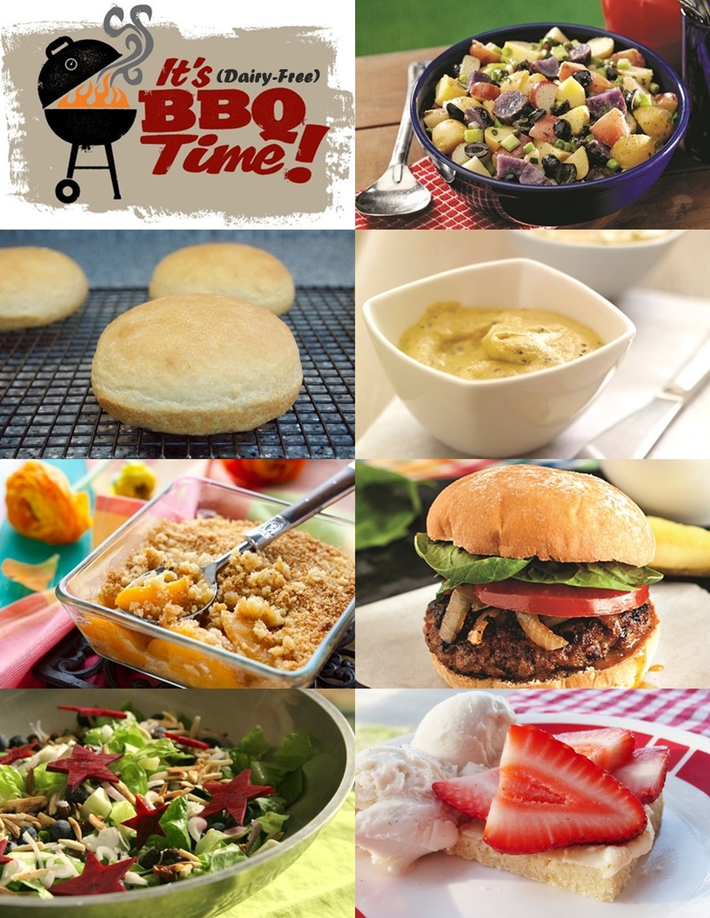 Dairy free summer barbecue eats for food allergies vegan dairy free summer barbecue guide with tons of options and recipes for gluten forumfinder Images