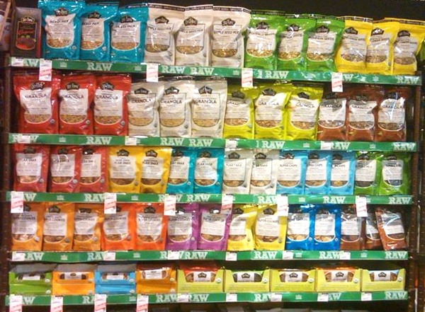 Go Raw Organic Snacks Store
