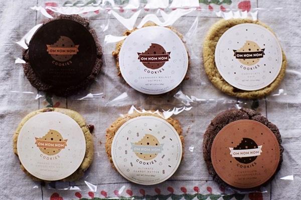 New Dairy-Free Cookies Om Nom Nom
