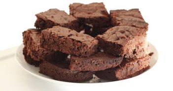 Double Chocolate Vegan Brownies Recipe