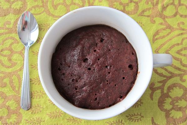 Mint Chip Vegan Mug Brownie Sundae - Dairy-Free