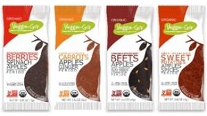 Veggie-Go Fruit and Veggie Strips
