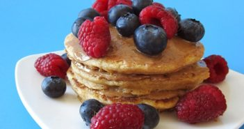 Wholesome Hazelnut Vegan Pancakes Recipe