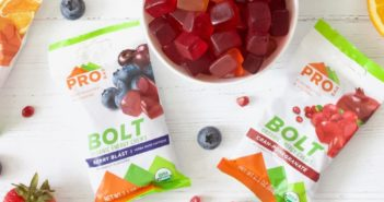 Pro Bar BOLD Organic Energy Chews Reviews and Info - dairy-free, gluten-free, vegan, all natural - gelatin-free gummies with b vitamins!