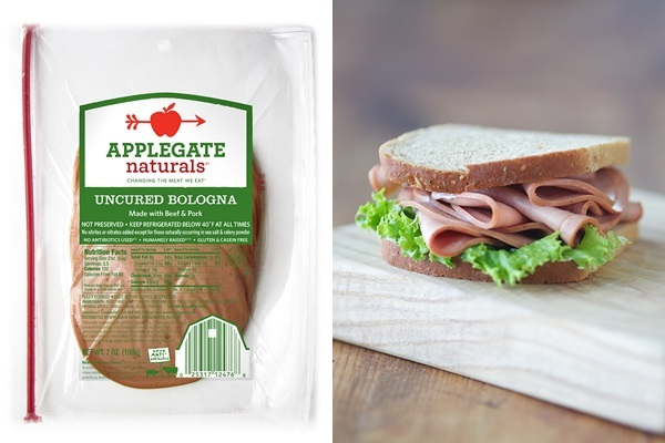 Applegate Naturals Bologna - Pork and Beef