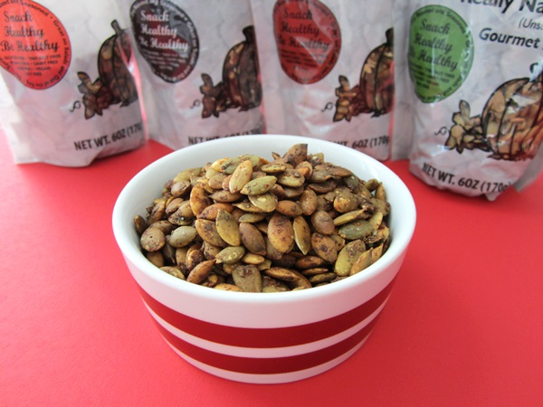 Dairy Free Low Sugar Snacks - SuperSeedz 2