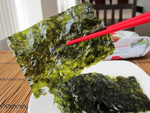 Dairy-Free Low Sugar Snacks - gimME Seaweed Snacks