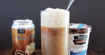 Dairy Free Root Beer Float Recipe