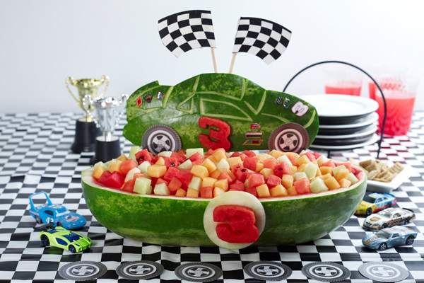 Dairy-Free Watermelon Recipes - Nascar