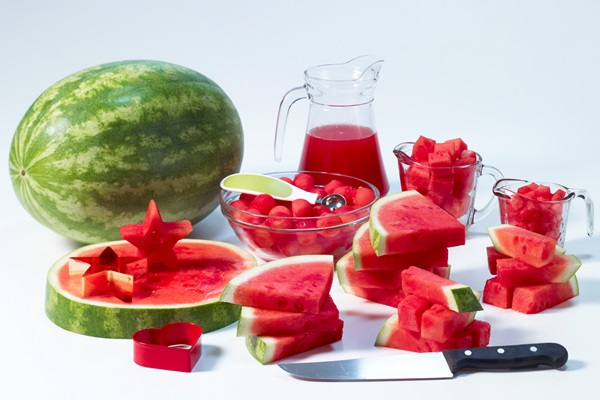 Dairy-Free Watermelon Recipes