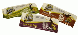 Elis Earth Bars - Vegan Organic Candy Bars - Small