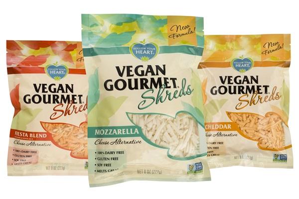 Follow Your Heart Vegan Gourmet Shreds Feature