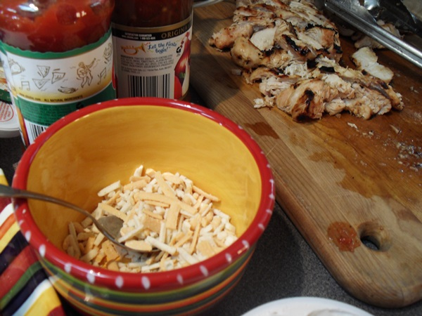 Follow Your Heart Vegan Gourmet Shreds in Bowl