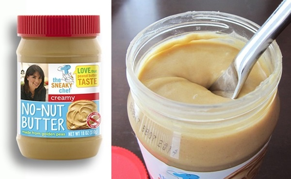 New Allergy-Friendly Foods - Sneaky Chef No-Nut Butter