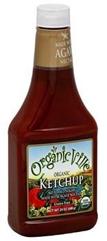 Organicville Ketchup - Organic, Gluten-Free, Vegan