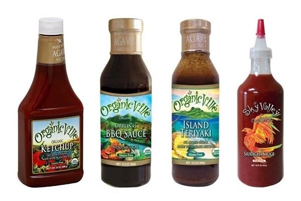 Organicville Organic Condiments - Gluten-Free Vegan