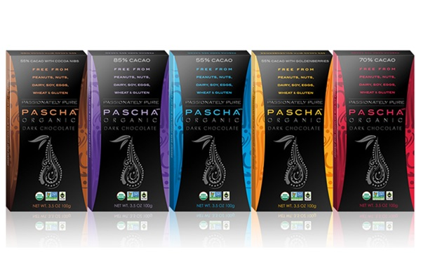 Pascha Chocolate Bars All