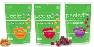 Peeled Snacks Organic Apple Clusters