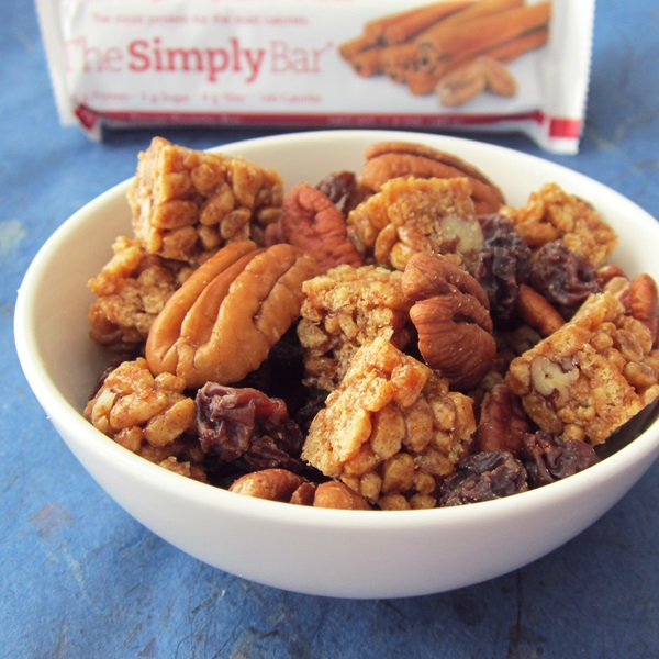 Trail Mix Recipes: Protein Power Mix