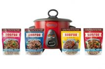 SooFoo Organic with Rice Cooker