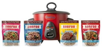 SooFoo Organic with Rice Cooker