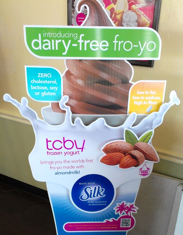 Tcby launches the first nationwide dairy free frozen yogurt go tcby silk dairy free frozen yogurt promotion publicscrutiny Image collections