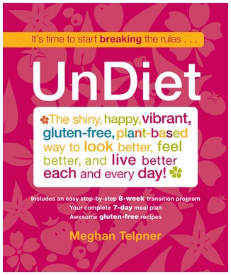 UnDiet Book by Meghan Telpner - Cover