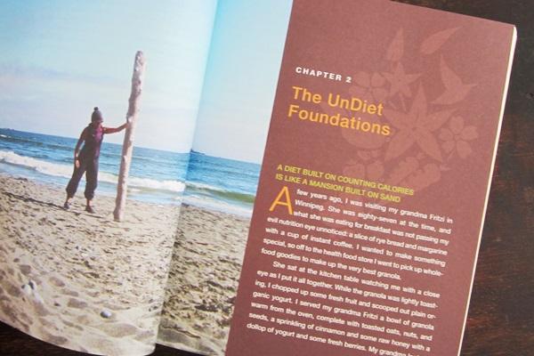 UnDiet Book by Meghan Telpner - Foundations