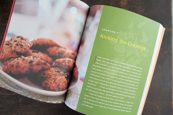 UnDiet Book by Meghan Telpner - Kicking the Cravings